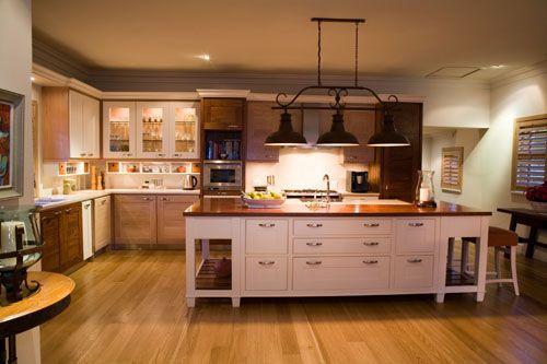 La Cucina feature light.. Our most popular kitchen light.