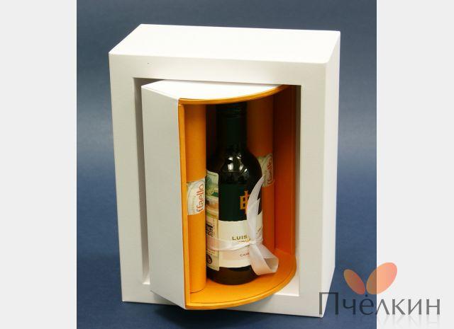 Подарочная коробка с поворотным механизмом №2 #packaging