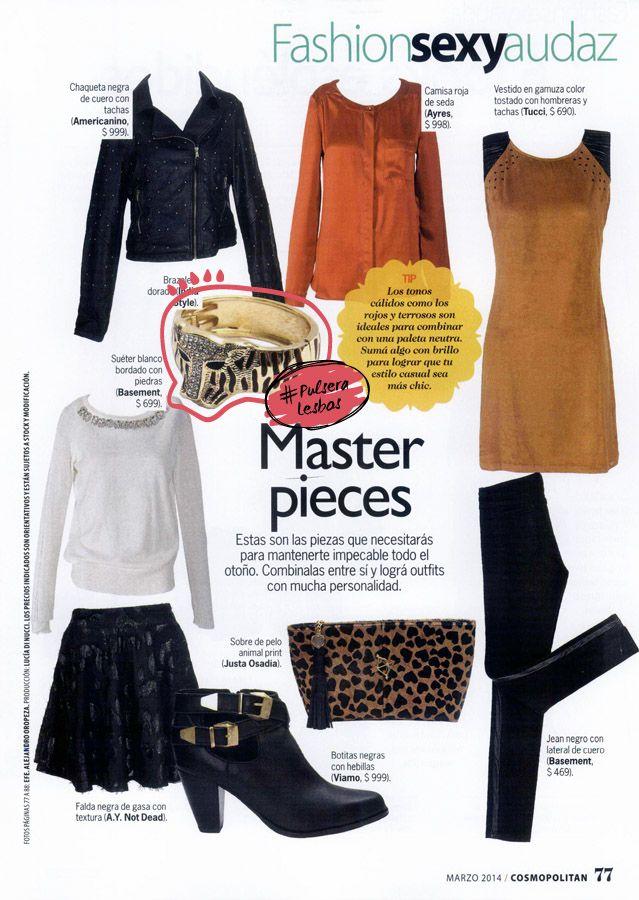 Revista Cosmopolitan - Marzo 2014