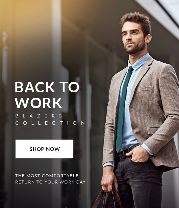 Back to Work Blazers! http://www.tailor4less.com/en-us/men/collections/back-to-work-blazers