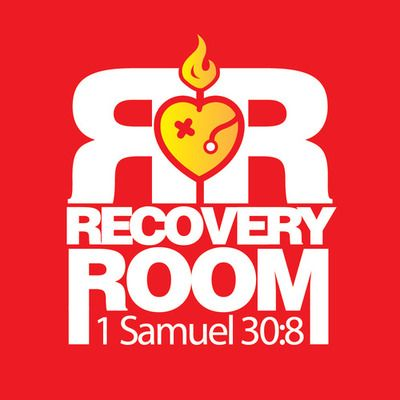 Recovery Room Red Background -- For OTR Ministries
