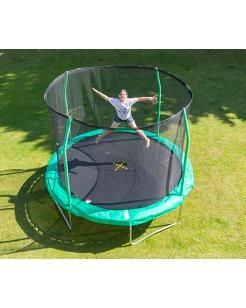 Jumpking 10ft Trampoline with enclosure NOW £82.95 (£10 off at checkout) @ Asda Direct