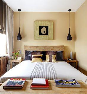 12 best Dormitorios pequeos matrimoniales images on Pinterest