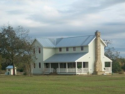 Texas Farmhouse Homes Old Pinterest