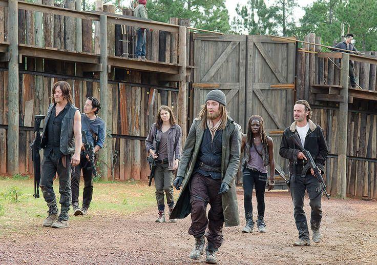 The Walking Dead Season 6 Episode 12 Watch Online,Check out Walking Dead Season 6 Episode 12 spoilers,Watch the full episode live on 6 March.