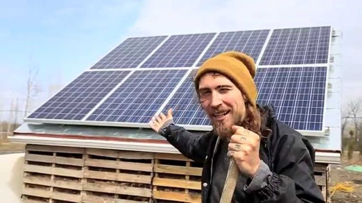 A Quick Tour Of Valhalla in Spring '15  Visit Our Website: http://www.valhallamovement.com  #solarshed #solarpanels #greenhouse #earthship #geodome #Urbanfarm #garden #organicgardening #growyourownfood #compost #montreal #Sustainability #Valhallamovent #permaculture #otganicarchitecture #ecodesign