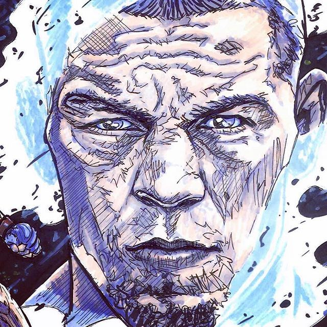 Nate Diaz artwork : if you love #MMA, you'll love the #UFC & #MixedMartialArts inspired fashion at CageCult: http://cagecult.com/mma