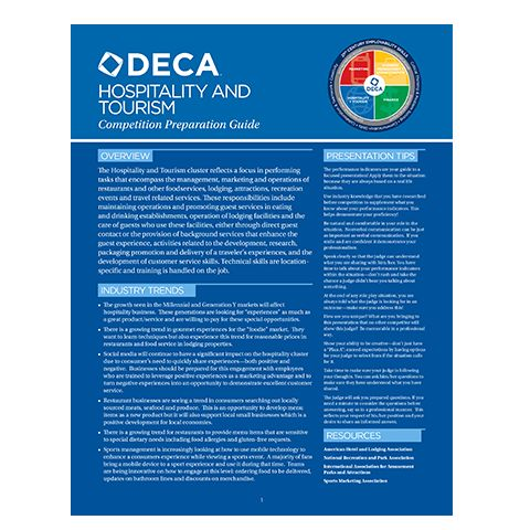 Deca Food Marketing Case Study