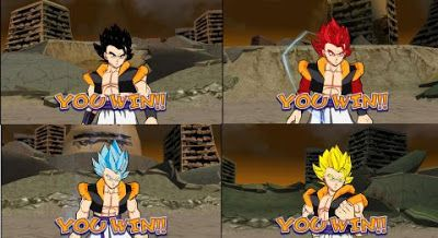 Experience Dragon Ball Shin Budokai As Never Before With This Mod Which has custom Selection Pics Attacks Auras  and it adds Powerful Enemies And Hereos Like Atrocious Vegeta And Majin Gohan Thanks To Aio Kim Cy For SS4 .
