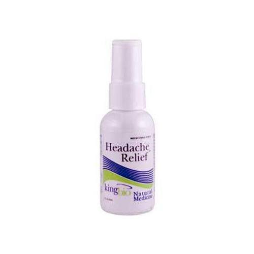 King Bio Homeopathic Headache Relief (1x2 Fl Oz)