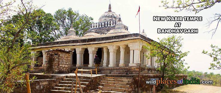 Come see the new Kabir temple at Bandhavgarh. http://wildplacesofindia.com/bandhavgarh-national-park.html