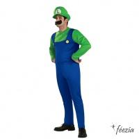 Déguisement Homme Luigi