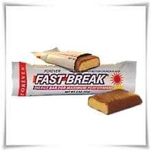 Forever Fast Break Energy Bar | Forever Living Products #Weightloss #ForeverLivingProducts