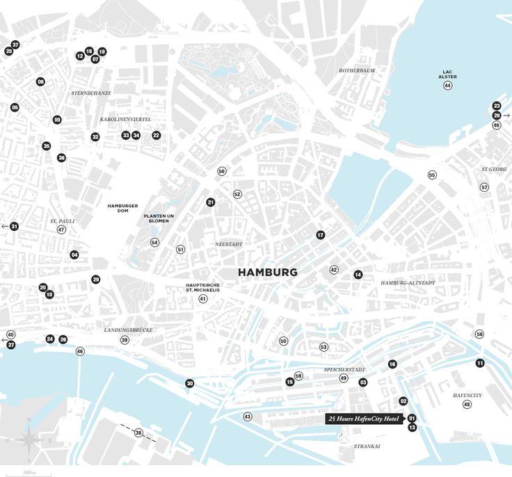 20 coups de cœur pour visiter Hambourg ! — City Guide, Blog ✖ Carnets de traverse
