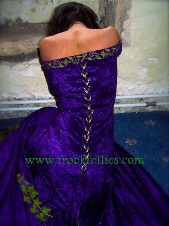 Gorgeous gown, can't wait until I have my first one