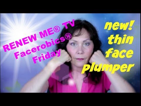 Face Exercise - The CHEEK PLUMPER - Face Exercise to Plump your Cheeks and Shape Your Face! - YouTube
