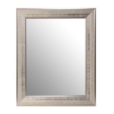 Silver Grid Mirror 30x36 Kirkland s