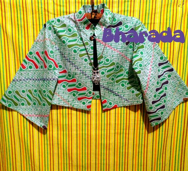 Cardi batik