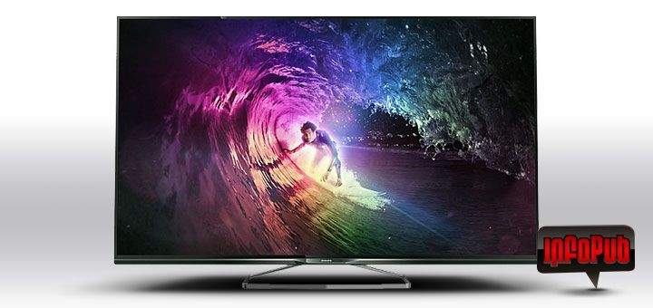 Ultra HD Smart TV Philips 40PUS6809-12