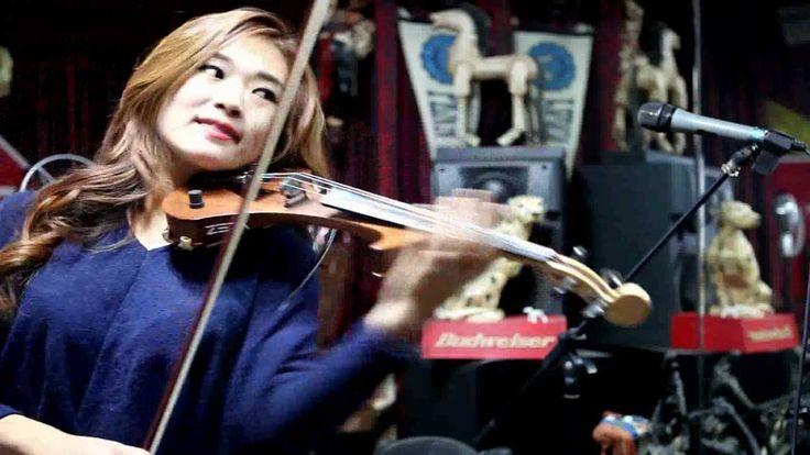 일편단심 - Electronic violinist Jo a Ram