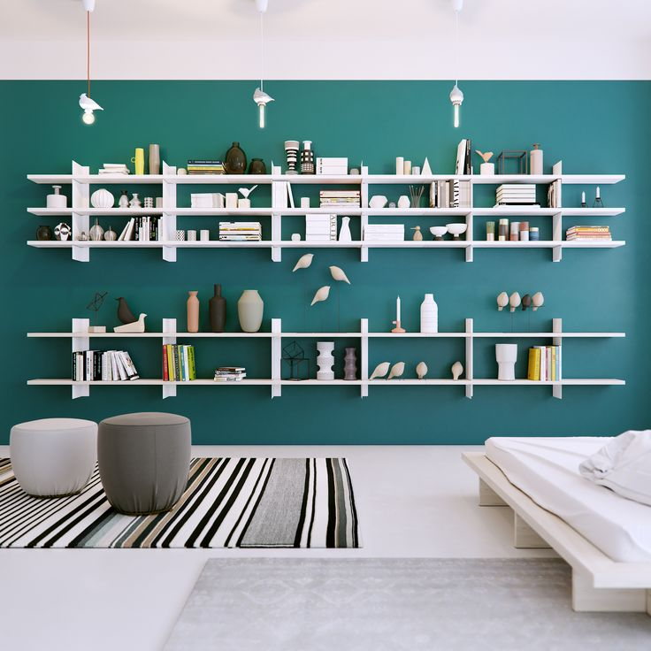 modular wall system from FuuXo