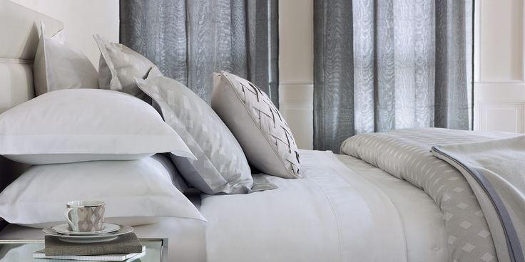 Prisme Bed Linen Collection Yves Delorme