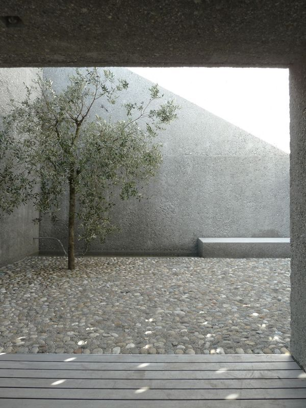 afasia: wespi de meuron romeo architetti