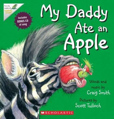 my daddy ate an apple by NZ Craig Smith