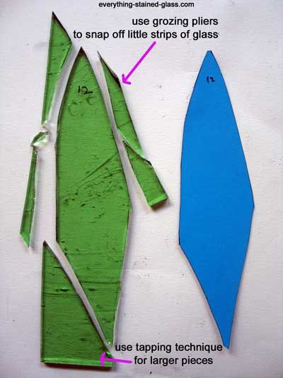The name says it all!!  Great pics, tutorials, etc. for stain glass artists.
