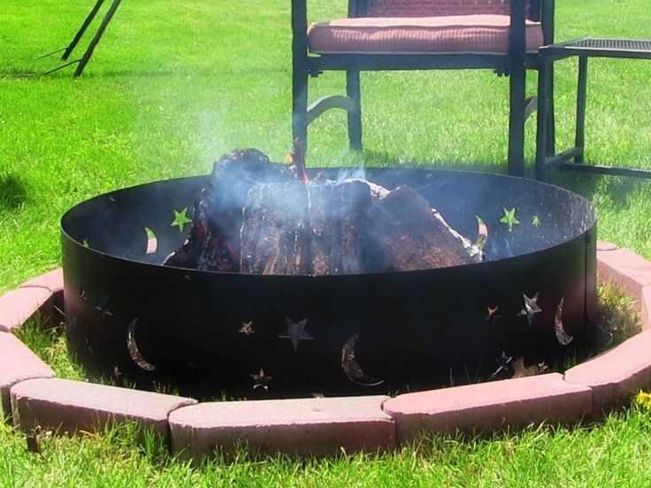 12 best Camping Fire Pits images on Pinterest | Camping ...