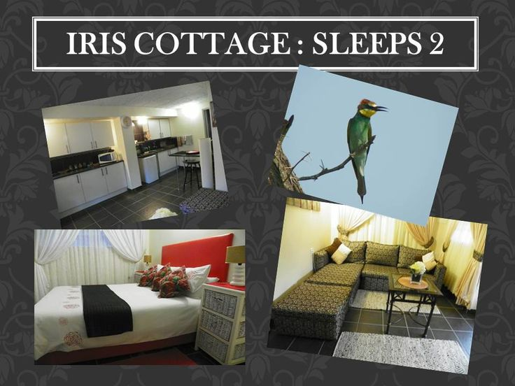 Nandina Guest House and Self Catering Cottages in Hazyview Mpumalanga, Iris Cottage to rent www.nandinacottages.co.za