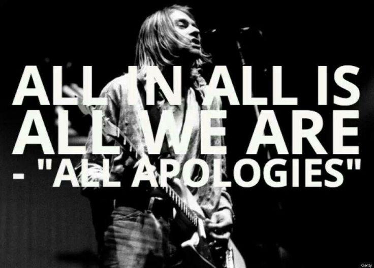 Top 243 Ideas About Kurt Cobain On Pinterest