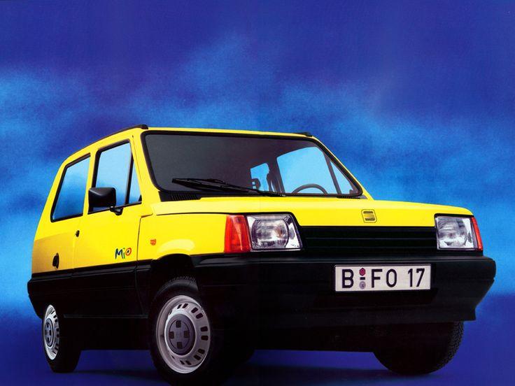 """Seat Marbella """"Mio"""" '1993–94"""