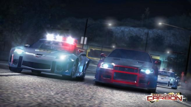 Need for Speed Carbon PC Game Screenshots