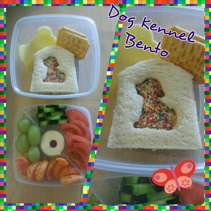dog kennel bento https://m.facebook.com/KrazyMummaskitchen