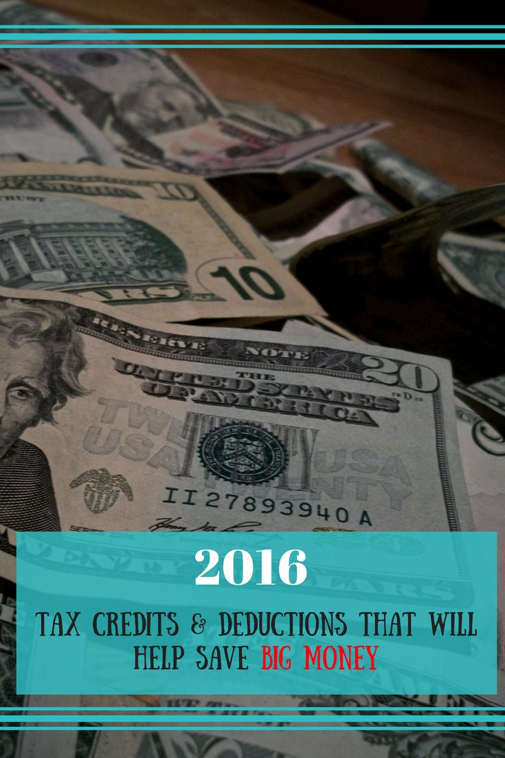 Tax Credits and Deductions can become your best friend when filing your taxes. Know exactly what credits and deductions can help you get your biggest refund yet this year!