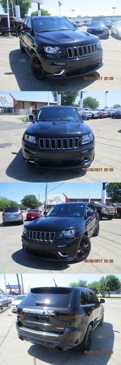 SUVs: 2012 Jeep Grand Cherokee Srt8 4X4 4Dr Suv 2012 Jeep Grand Cherokee Srt8 4X4 4Dr Suv Black Suv 6.4L V8 Automatic 5-Speed -> BUY IT NOW ONLY: $13200 on eBay!