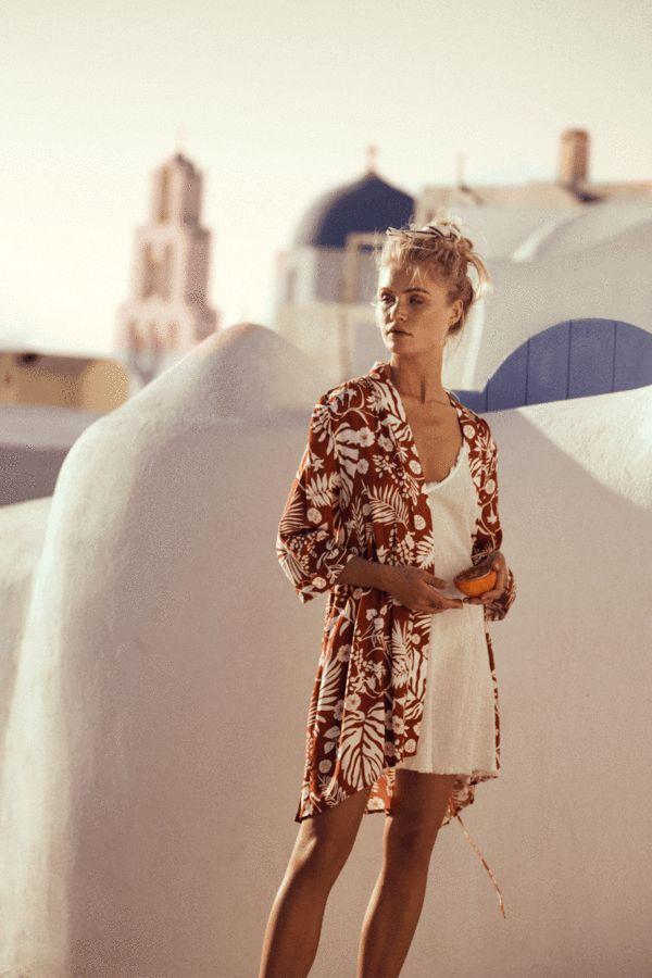 Nala Kimono | Arnhem | Siren & Muse