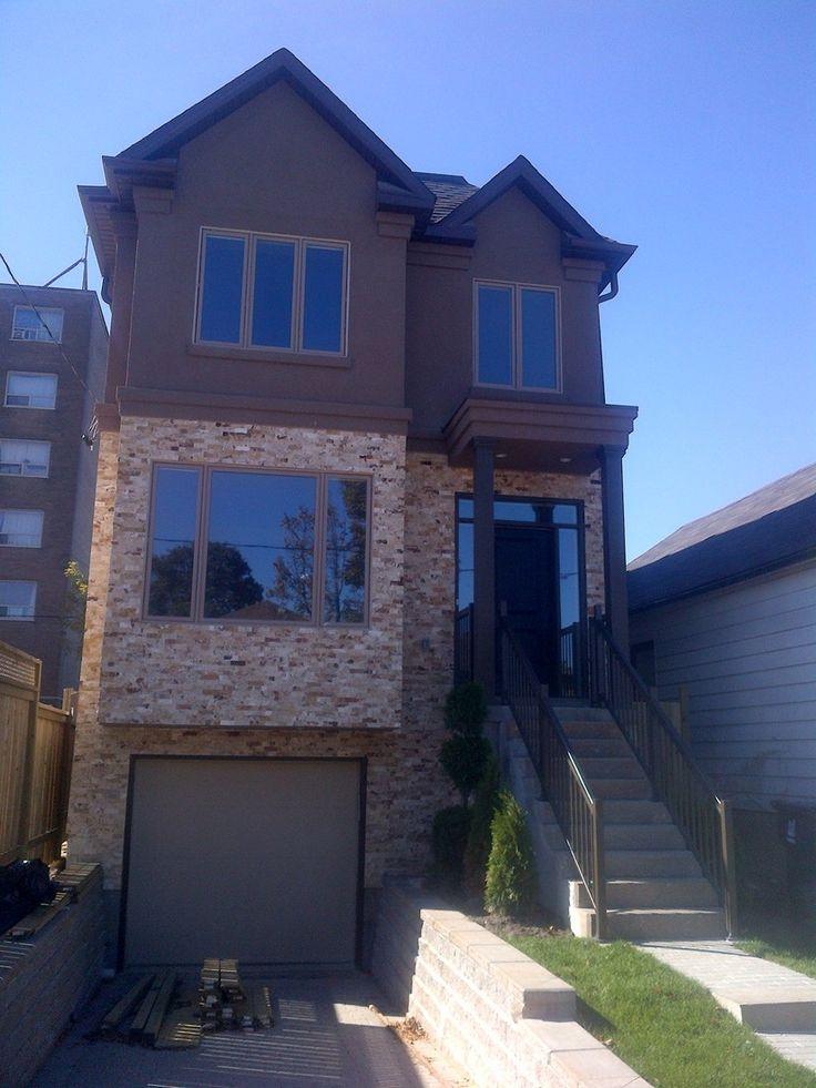 Residential Stucco - EIFS Installation (25)