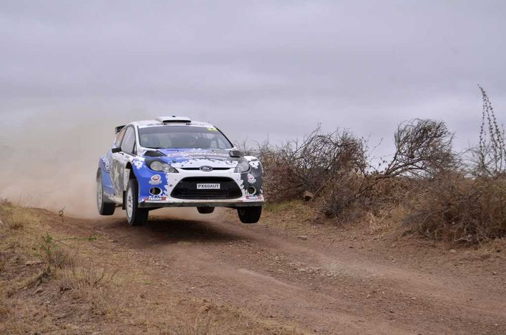 Cronje/Houghton seal South African rally title
