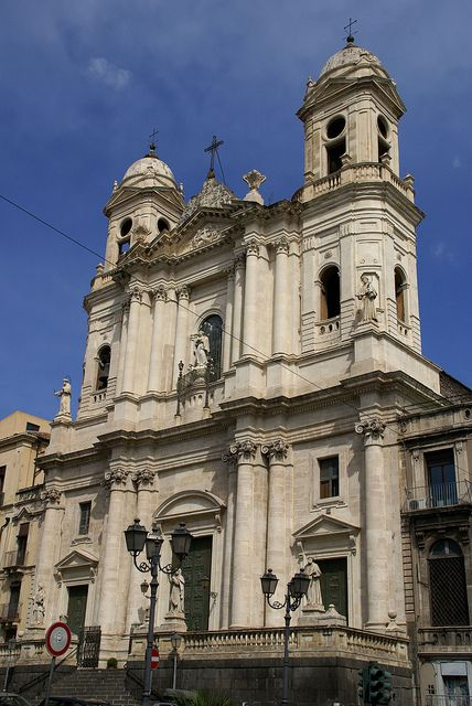Catania, Piazza San Francesco d'Assisi, Chiesa di San Francesco d'Assisi | Flickr - Photo Sharing! #catania #sicilia #sicily