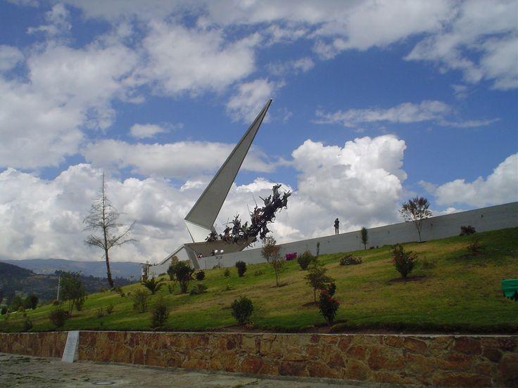 Pantano de Vargas. Paipa, Boyacá. 2004 Foto: @alejo_ib