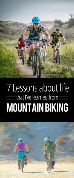 7 Lessons I've Learned About Life from Mountain Biking | Singletracks Mountain Bike News