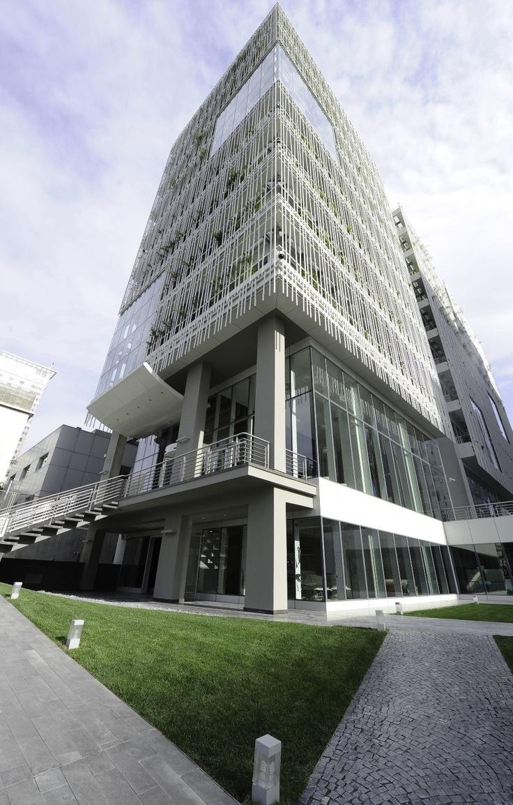 Levent Ofis  Swanke Hayden Connell Architects (SHCA) İstanbul   Molestina Arkitekten
