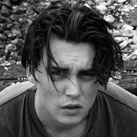 hairstyles that make your face look thinner : Grunge hairstyles, 1990s grunge and Men hair on Pinterest