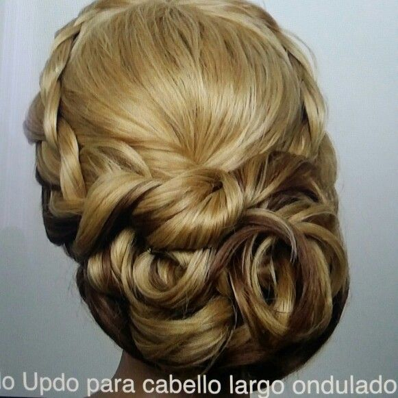 Happy Friday followers:)   Do you like this updo?    Check my new YouTube channel and just watch my technique, don't worry if you not speak Spanish  You tube. ...you can find me,  Gloria Pelo  This the link. ...   https://www.youtube.com/watch?v=IvL1aF3huDM   Try this updo,  take a pictures and tag me, pleaseeee I want know your progress with my tutorials. And the best this programs is FREE  Feliz Viernes amigos y seguidores Ya esta en mi canal de YouTube. Gloria Pelo.   Este facil y rapido…