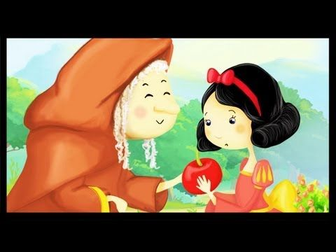 French video for Blanche Neige