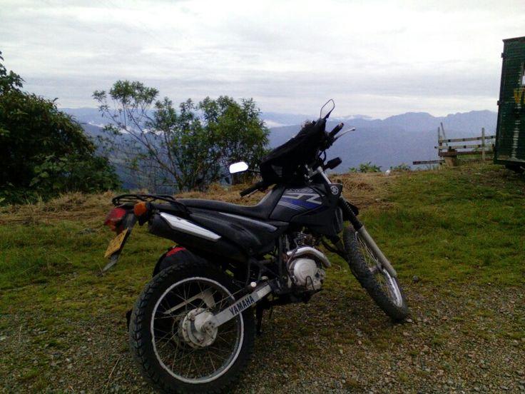 Mirador via a Sibundoy Putumayo