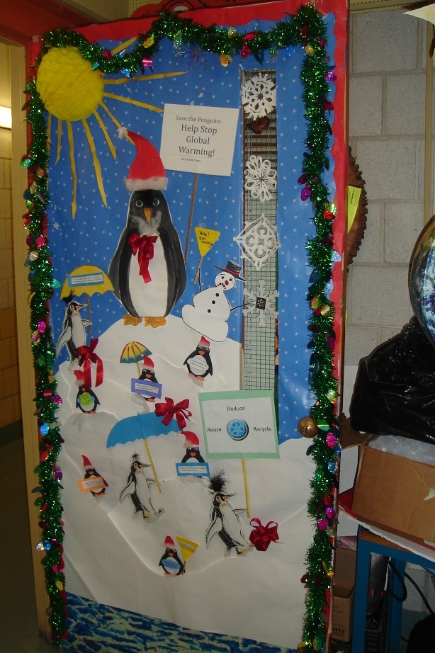 Christmas Classroom Decorations Teachers : Best images about winter door decoration ideas on