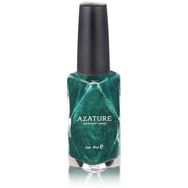 Azature Nail Polish ($13) ❤ liked on Polyvore featuring beauty products, nail care, nail polish, nail, beauty, makeup, azature and azature nail polish